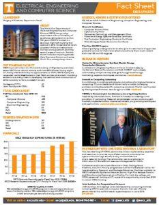EECS Fact Sheet Thumbnail